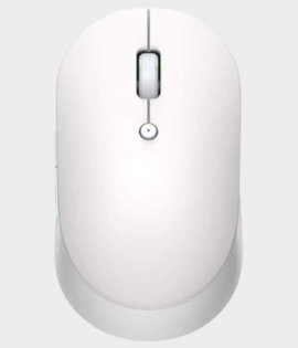 MI DUAL MODE WIRELESS MOUSE SILENT EDITION(WHITE)