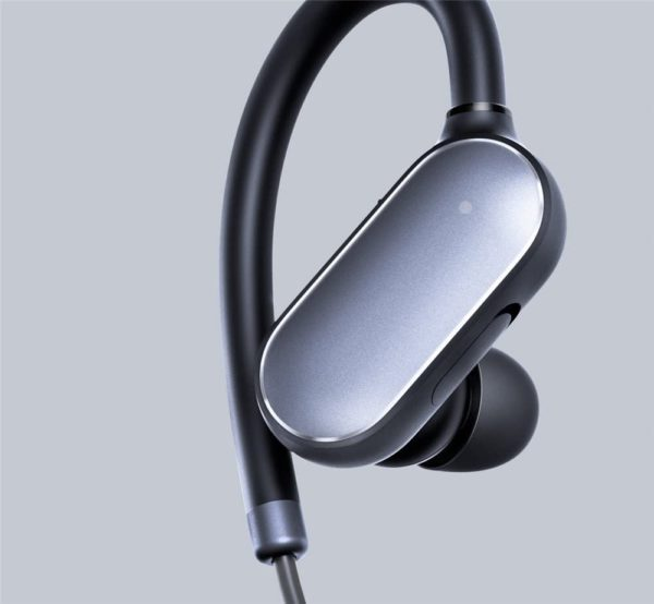 Mi Sports Bluetooth Earphones (Black) ZBW4378GL